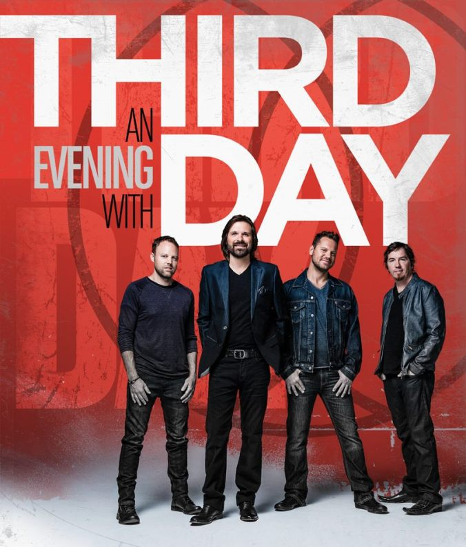 An Evening With Third Day_Promo Poster