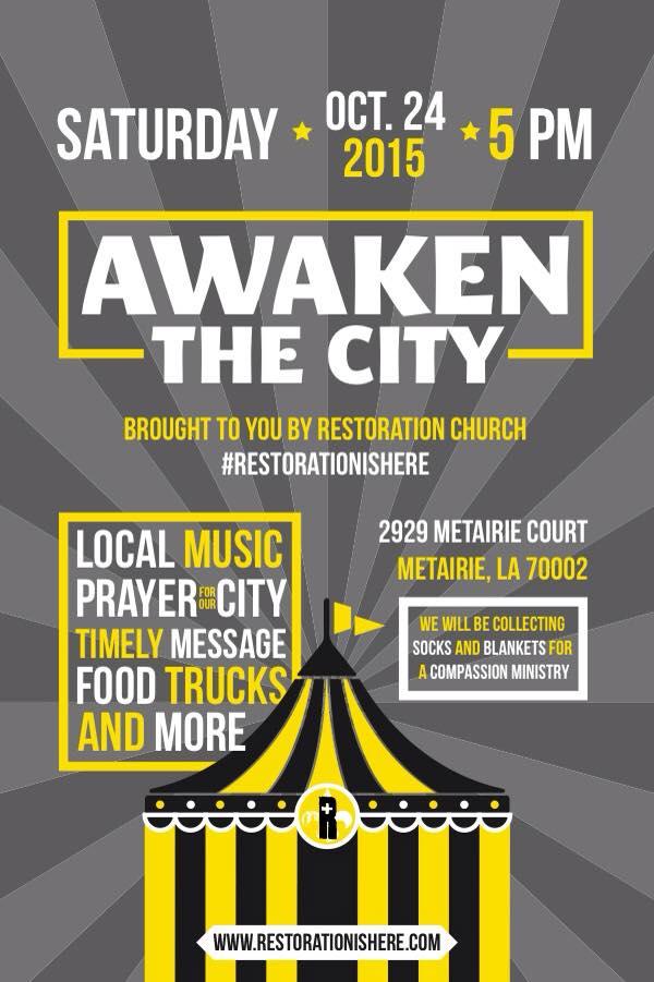 awaken the city_oct 24 2015_promo flyer