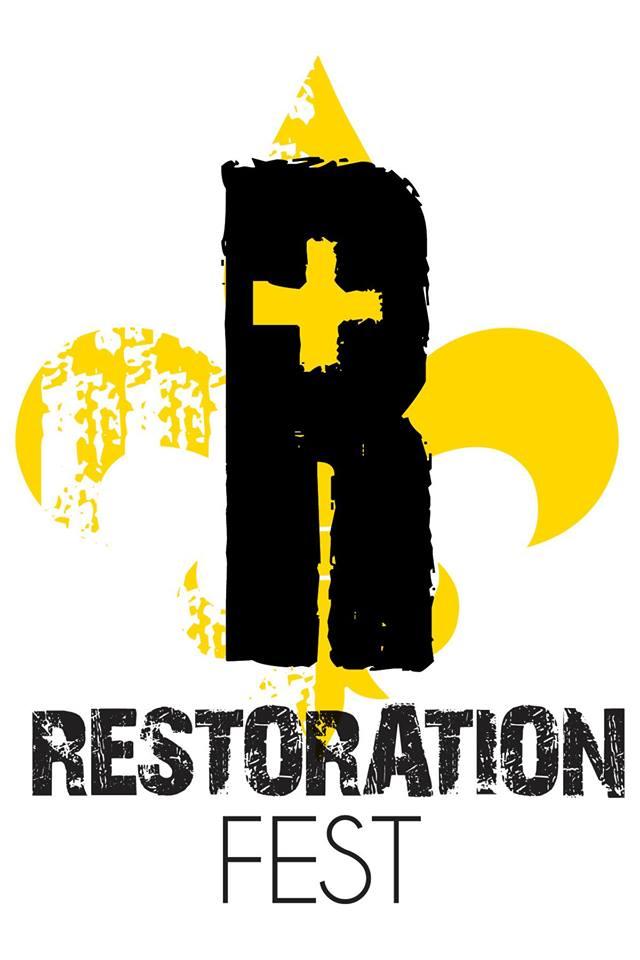 restoration fest logo