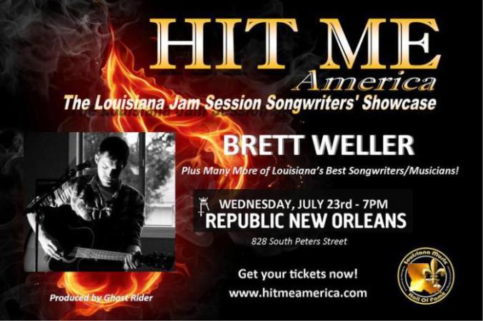 brett weller_hit me america postcard