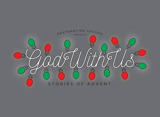 God With Us_Stories Of Advent_sermon series logo