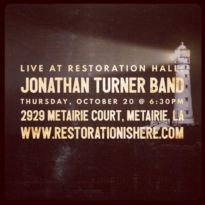 live-at-restoration-hall_jonathan-turner-band_oct-20-2016_promo