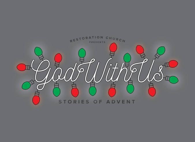 god with us_restoration church_sermon series logo