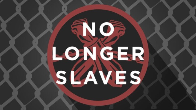 No Longer Slaves_Series Logo