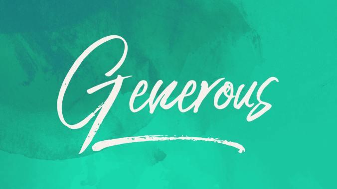 RC_Generous Series Logo