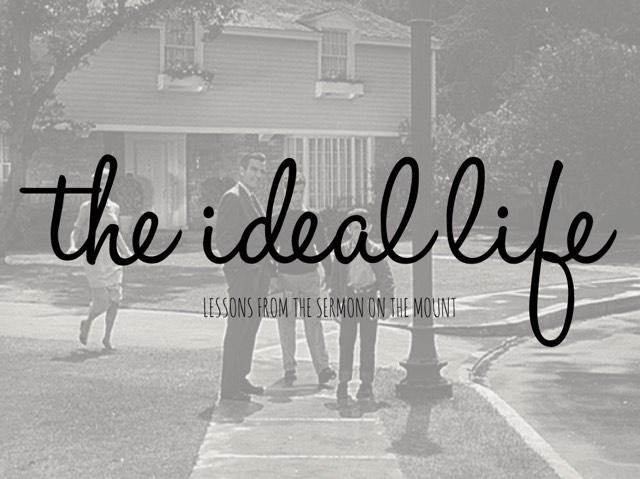 RC_The Ideal Life_Sermon on the Mount_Sermon Series_Promo