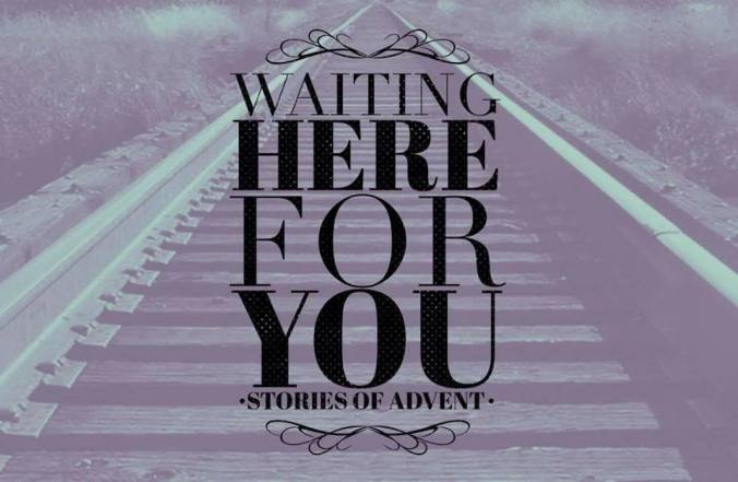Waiting Here For You_Series Logo