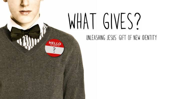 WHAT GIVES_Series Logo